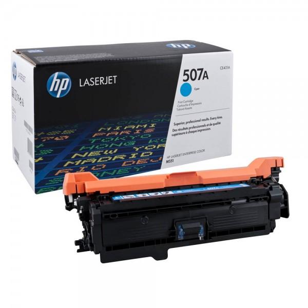 HP CE-401A Cyan