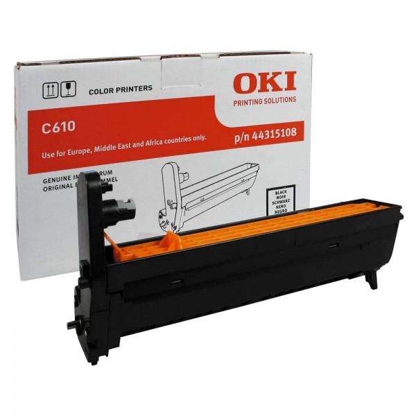 OKI C610 Bildtrommel BK