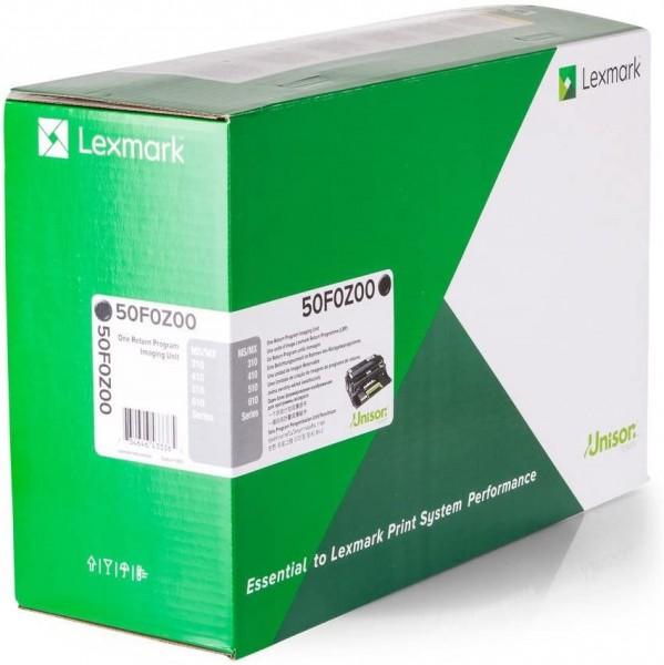 Lexmark 50F0Z00 Bildtrommel BK