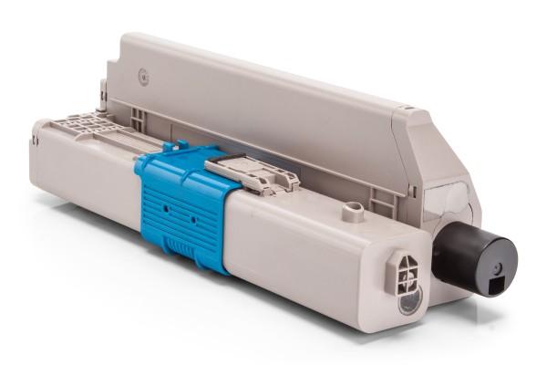 ESCO-Toner ersetzt OKI C531 BK