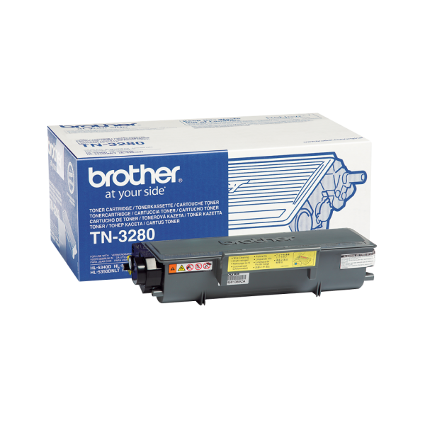 Brother TN-3280 BK