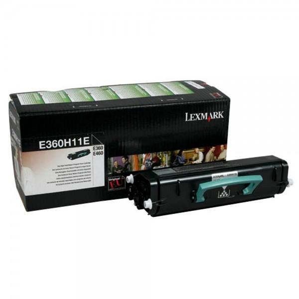 Lexmark E360H11E BK