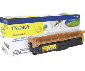 Brother TN-246 Yellow