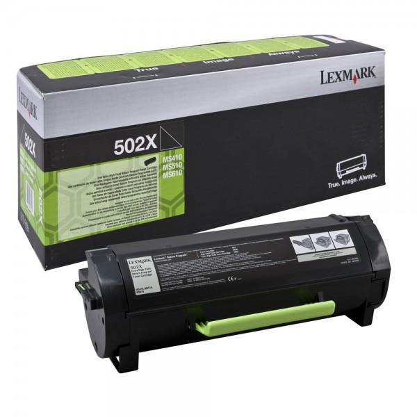 Lexmark 50F2X00 BK