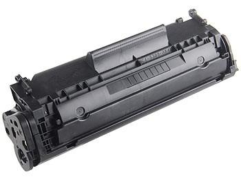 ESCO-Toner ersetzt HP Q-2612A BK