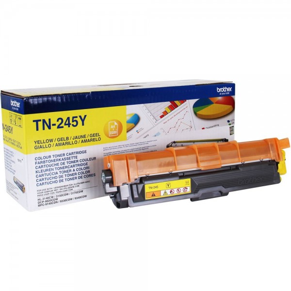 Brother TN-245 Yellow