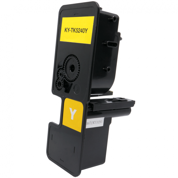 ESCO-Toner ersetzt Kyocera TK-5240 Yellow