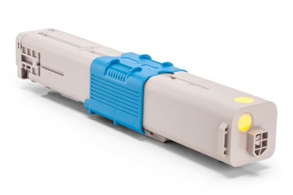 ESCO-Toner ersetzt OKI C531 Yellow