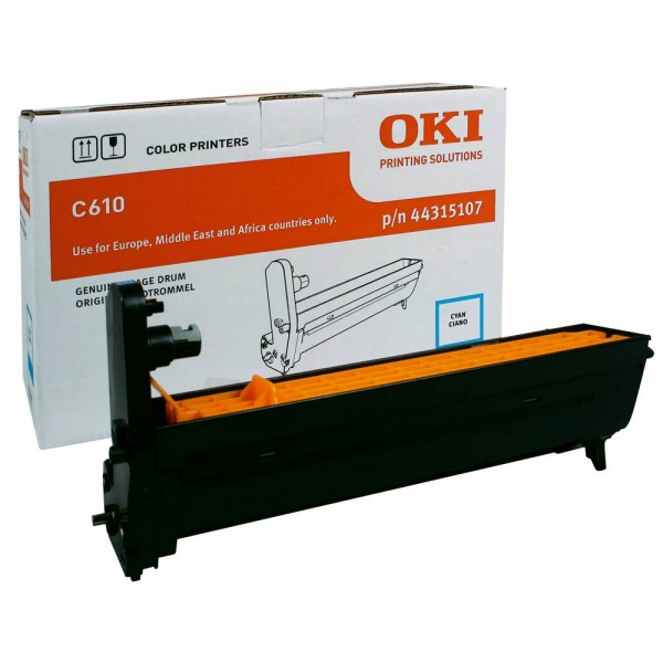 OKI C610 Bildtrommel Cyan