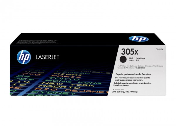 HP CE-410X BK