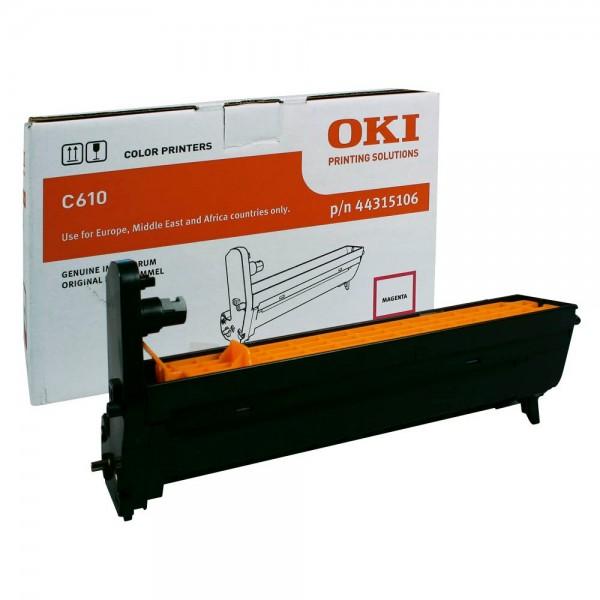 OKI C610 Bildtrommel Magenta