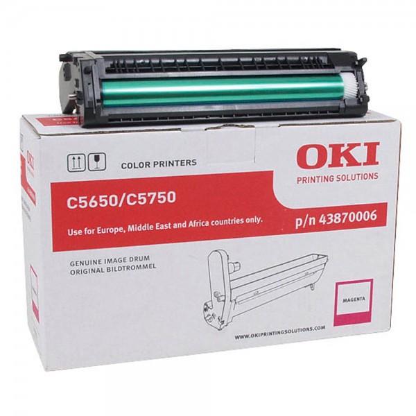 OKI C5650, C5750 Bildtrommel Magenta
