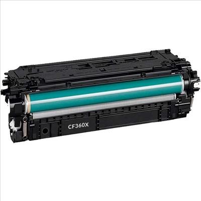 ESCO-Toner ersetzt HP CF-360X BK