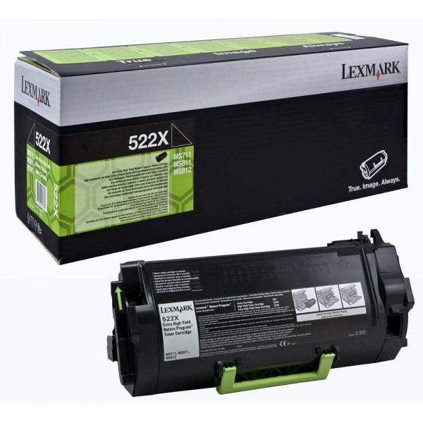 Lexmark 52D2X00 BK