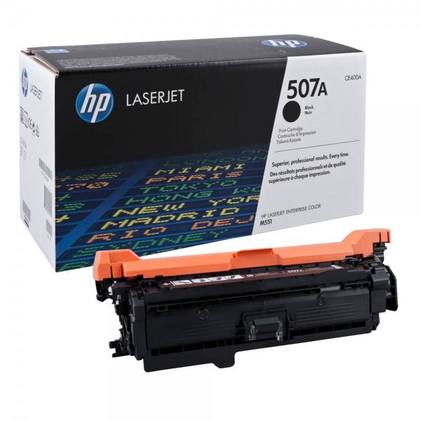 HP CE-400A BK