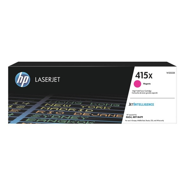 HP W-2033X Magenta