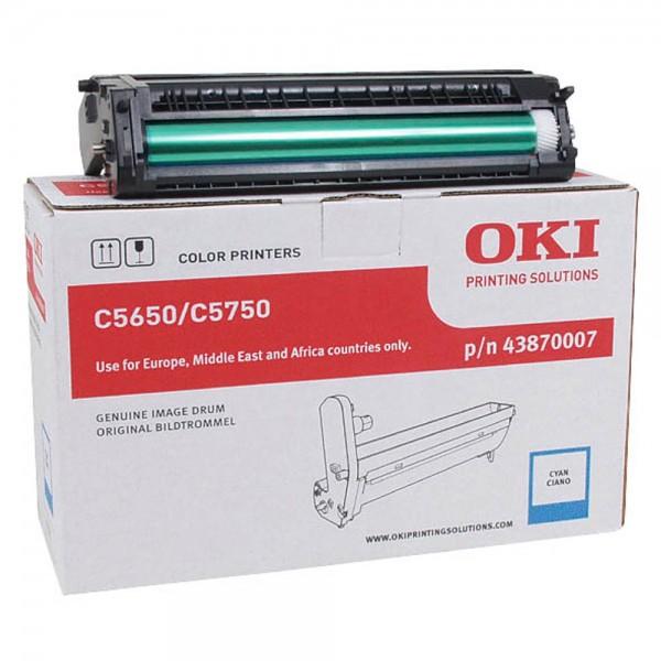 OKI C5650, C5750 Bildtrommel Cyan