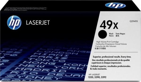 HP Tonerkassette Q-5949X