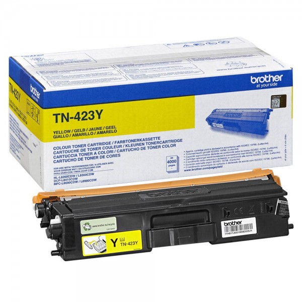 Brother TN-423 Yellow